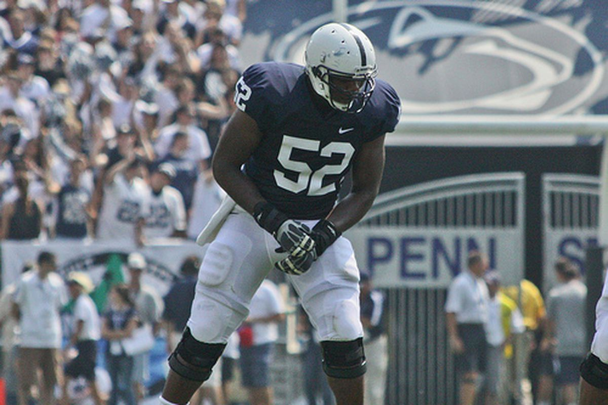 """2011 Penn State vs Indiana State (via <a href=""""http://www.flickr.com/photos/mikepettigano/6115477853/"""">Mike Pettigano</a>)"""