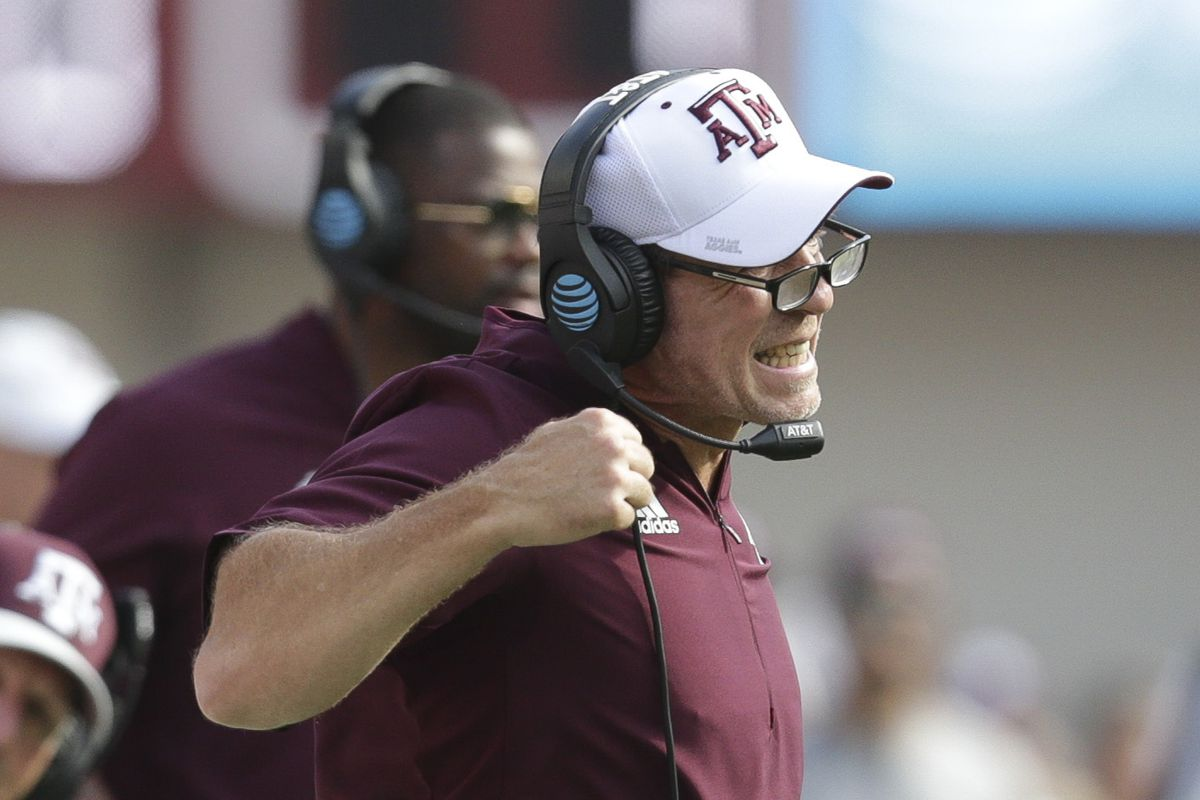 The Texas A&M Aggies have the nation's top recruiting class
