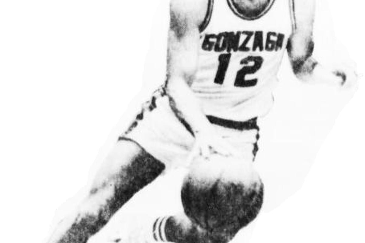 John Stockton at Gonzaga.