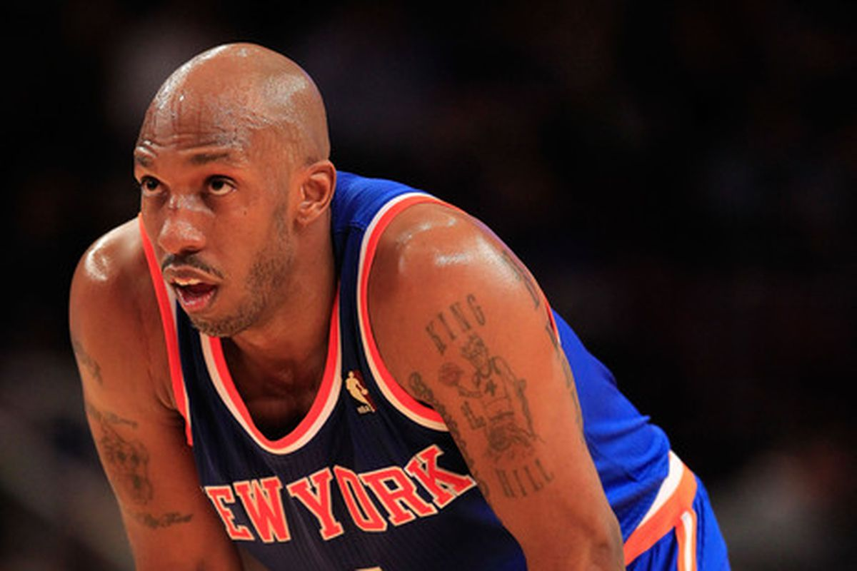 NBA free agency Knicks interested in Chauncey Billups per report