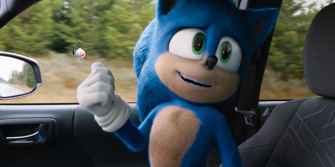 New Sonic The Hedgehog Trailer Reveals Speedster S Redesign Polygon