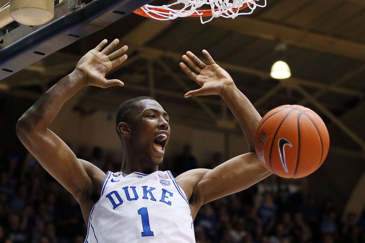 4adb806b01d NBA Mock Draft 2017  Could the Atlanta Hawks target Harry Giles ...