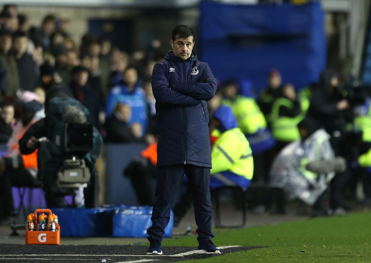 Millwall v Everton - FA Cup - Fourth Round - Goodison Park