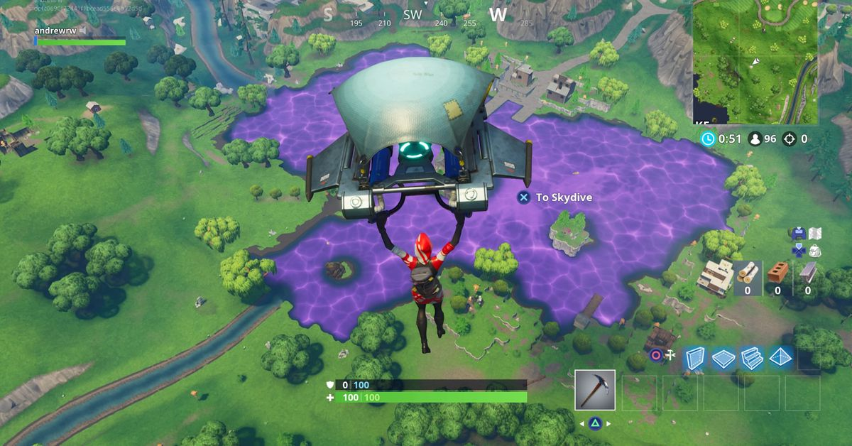 The iPad Pro can now run Fortnite at 120 frames per second
