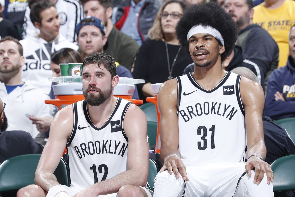 Brooklyn Nets v Indiana Pacers
