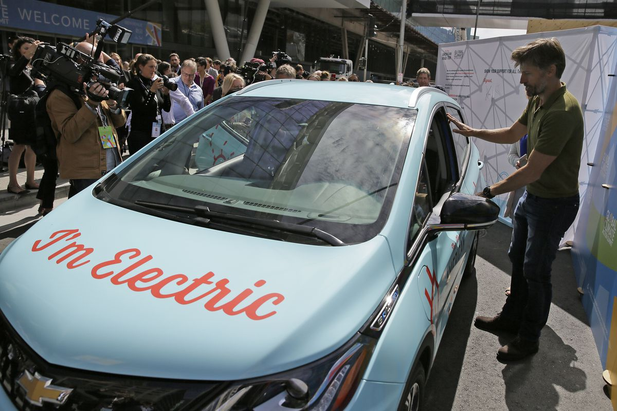 Electric Vehicles Are Not A Climate Change Solution Curbed - Summit car show