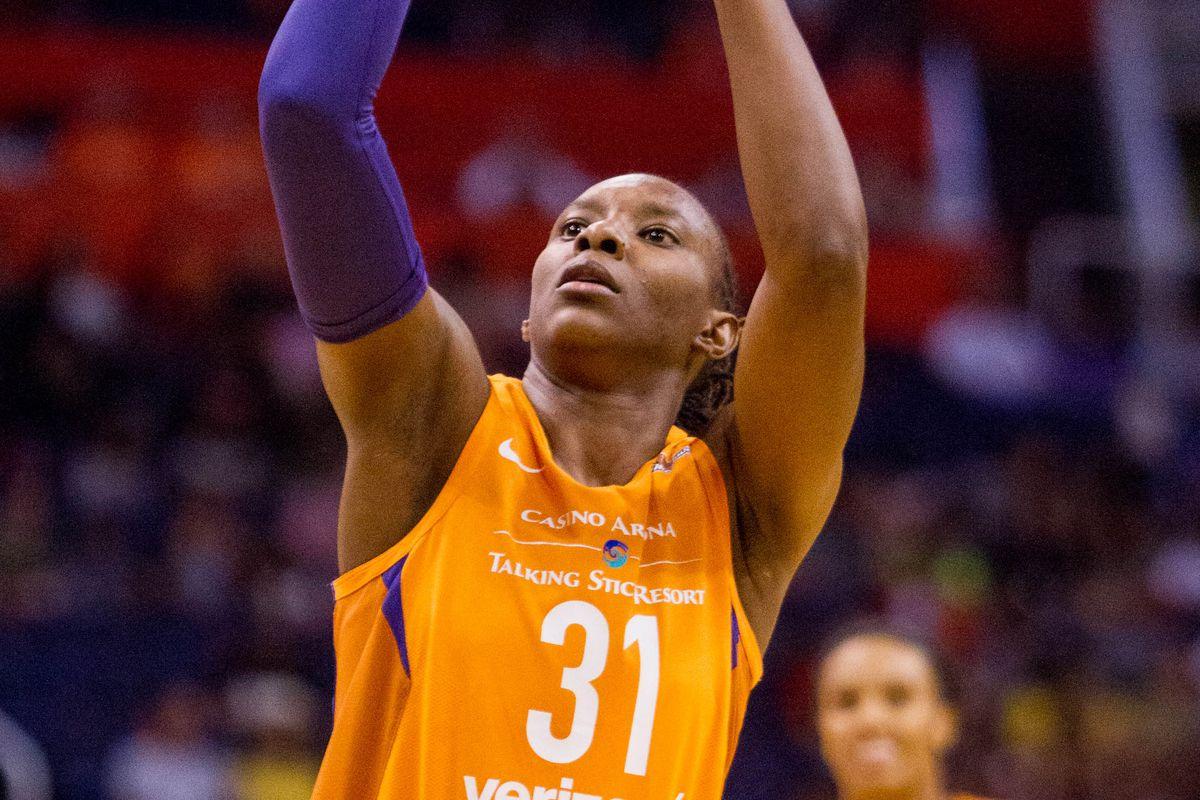 WNBA: Chicago Sky at Phoenix Mercury