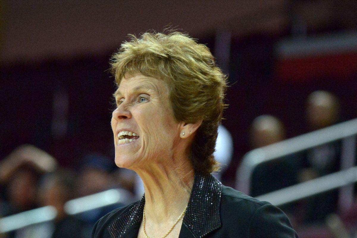 NCAA Womens Basketball: Arizona at Southern California