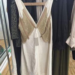 Morgan Carper dress, $90 (from $633)