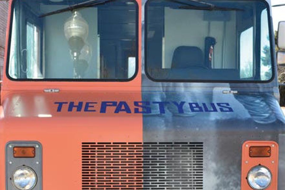 The Pasty Republic food truck