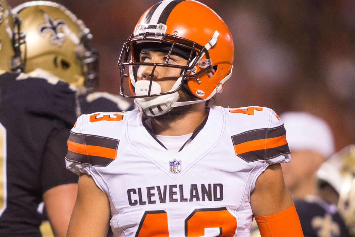 5ca16644e Dust Settling On Cleveland Browns Final 53 - Ez Likes Sunday Morning 9/3/17
