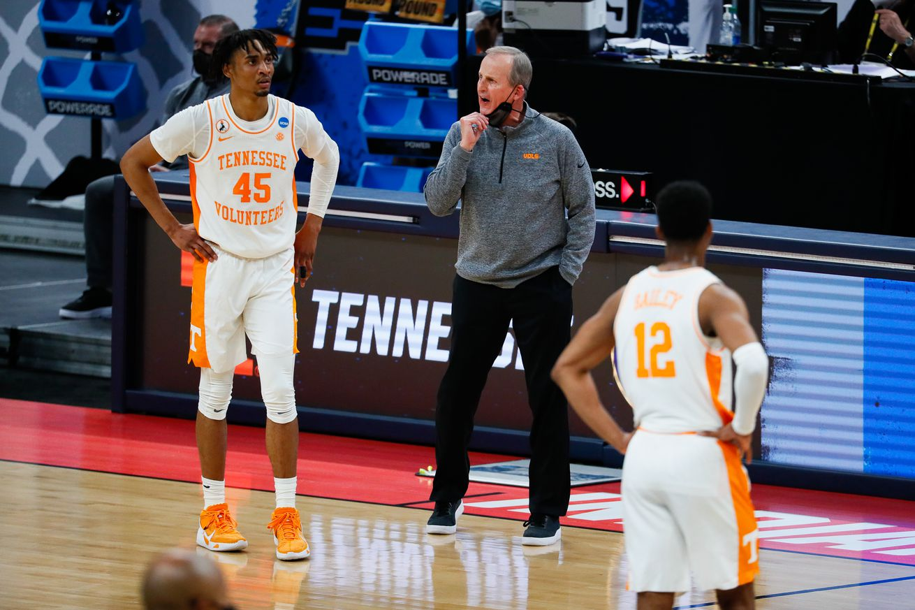 NCAA Basketball: NCAA Tournament-Oregon State at Tennessee