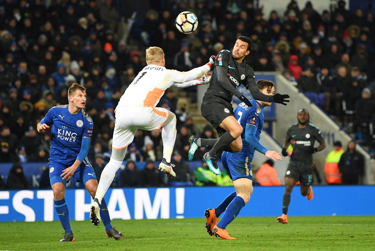 Leicester City v Chelsea - The Emirates FA Cup Quarter Final