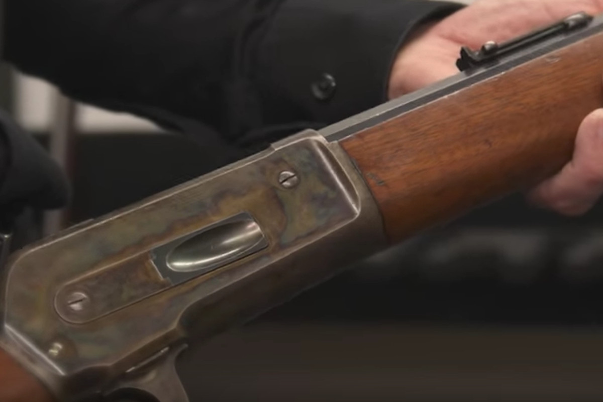 1886 Winchester rifle sells for $1 2 million at auction