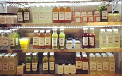 The essential guide to nyc juice bars presented by wellgood malvernweather Images