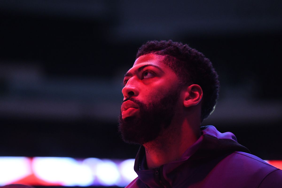 Portland Trail Blazers v LA Lakers