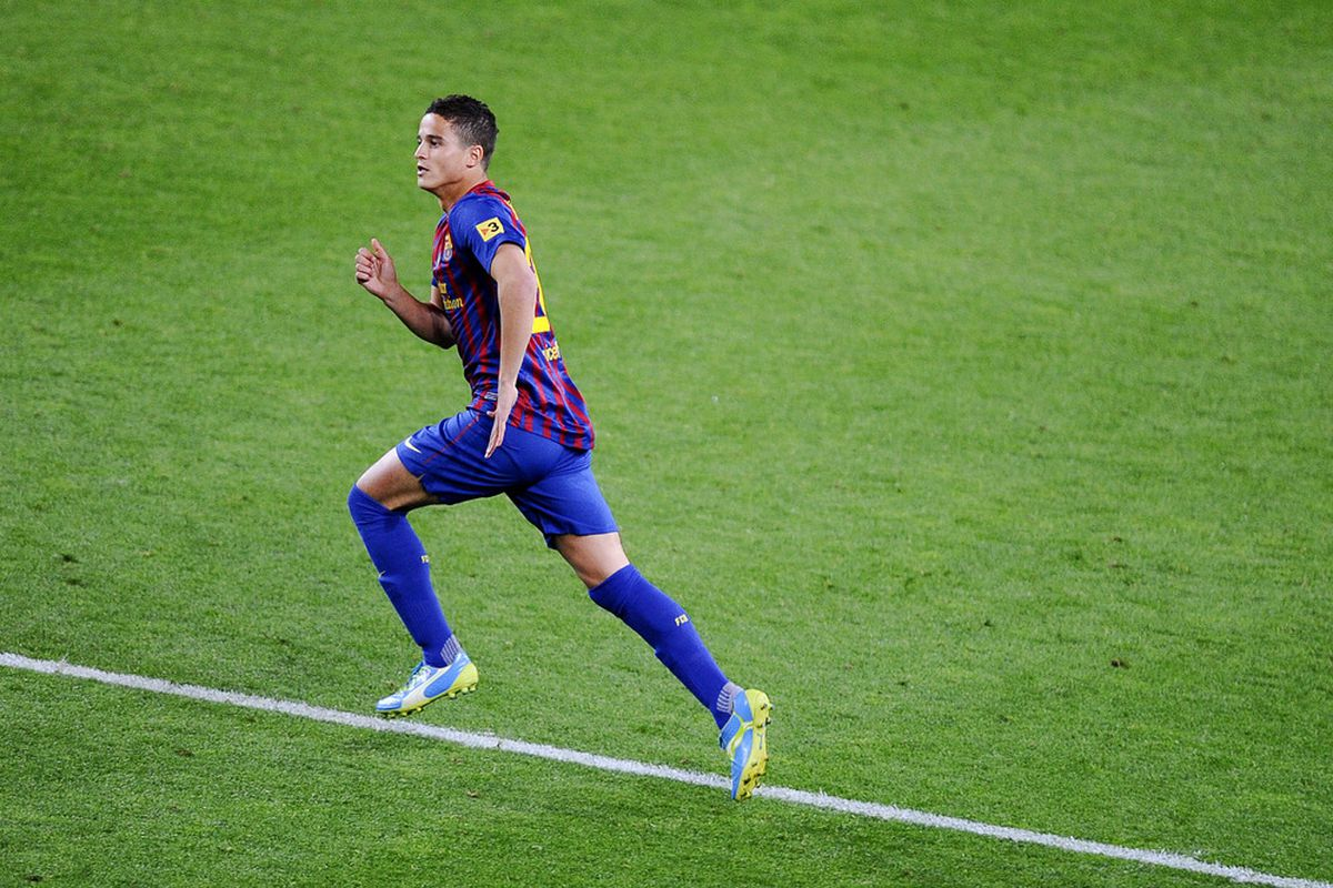 The last thing Barcelona need to do is sell Afellay, and it seems they agree