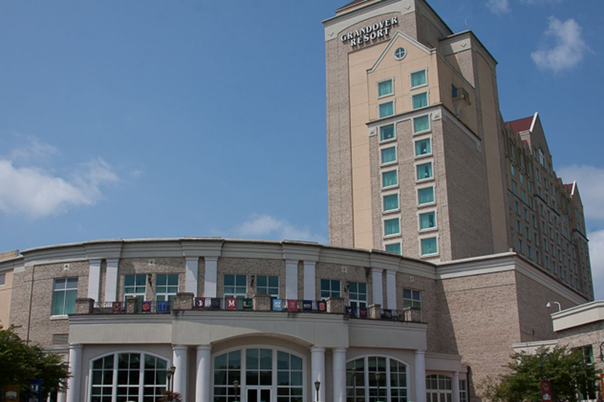 Grandover Resort, home of the 2013 ACC Kickoff