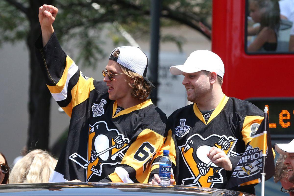 NHL: Pittsburgh Penguins-Championship Parade