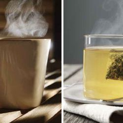 Wash it all down with organic coffee ($2) and five types of organic tea ($2.50)