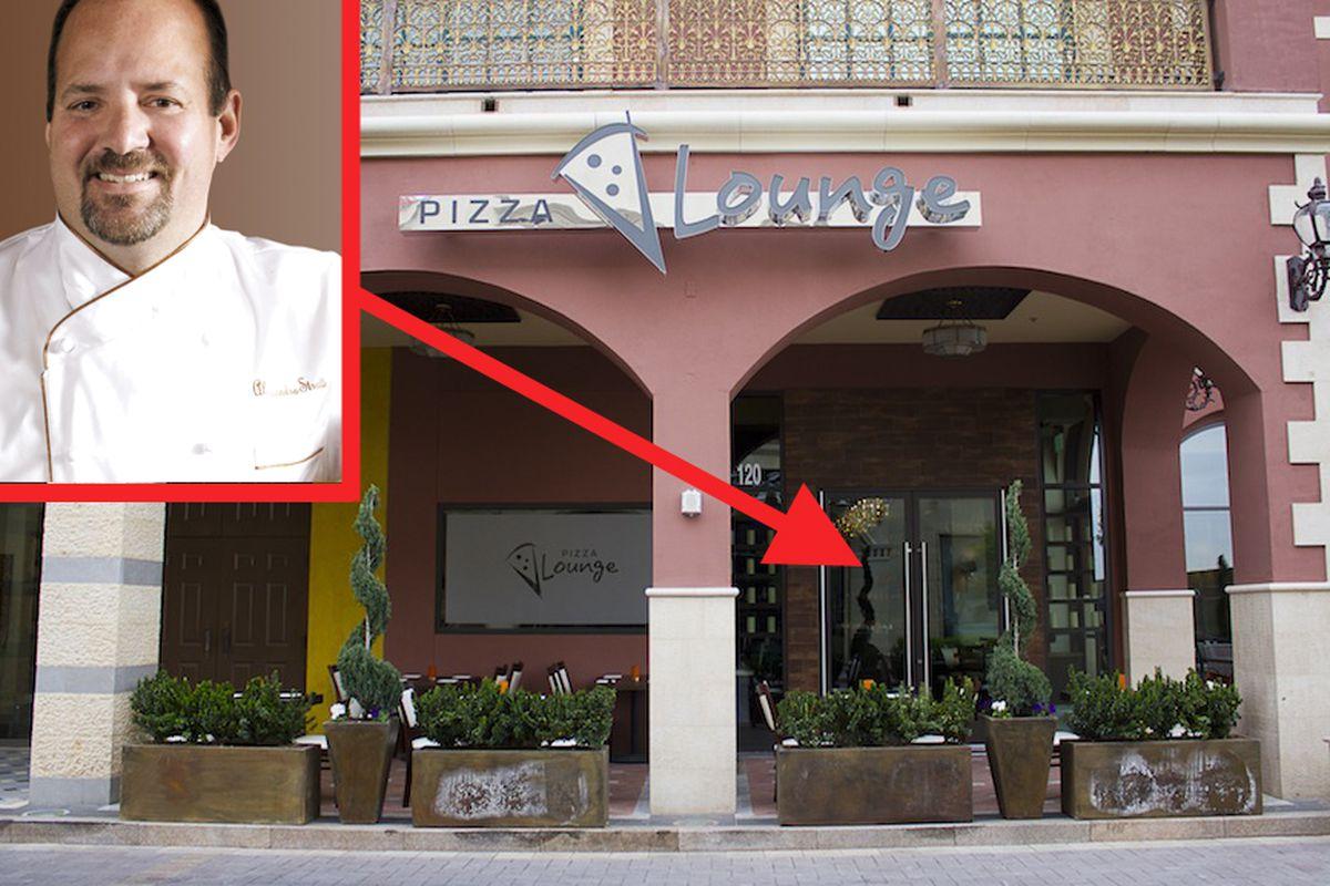 Alex Stratta and Pizza Lounge