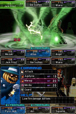 Shin Megami Tensei: Devil Survivor 2: Record Breaker review a 320
