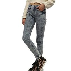 """<b>Petite:</b> High-waisted jeans add length. <b>BDG</b> Twig High-Rise Jean, <a href=""""http://www.urbanoutfitters.com/urban/catalog/productdetail.jsp?id=25311655&parentid=W_APP_JEANS"""">$68</a> at Urban Outfitters"""