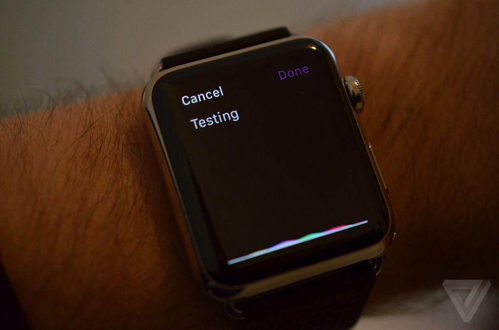 Apple Watch OneNote 2