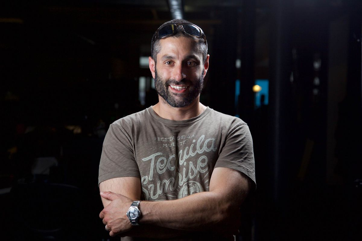 Jason Jacobs, chief executive of RunKeeper