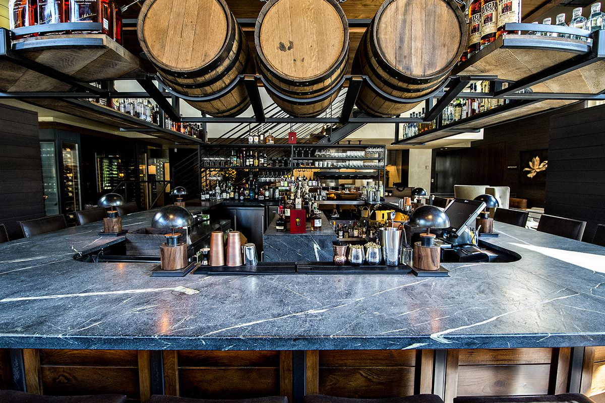 the bar at south city kitchen buckhead jonathan phillipseater atlanta - South City Kitchen