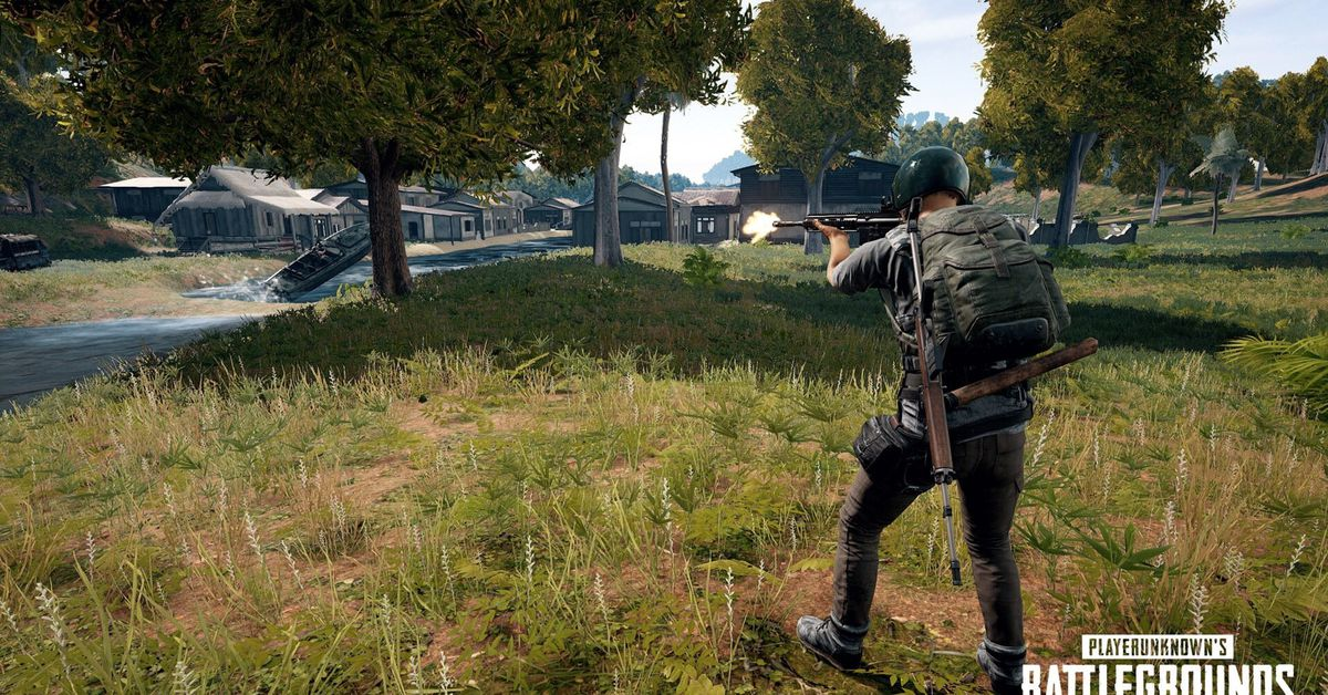 Playerunknown S Battlegrounds Maps Loot Maps Pictures: PUBG's New Map Has A Name Inspired By 'fun' And 'chicken
