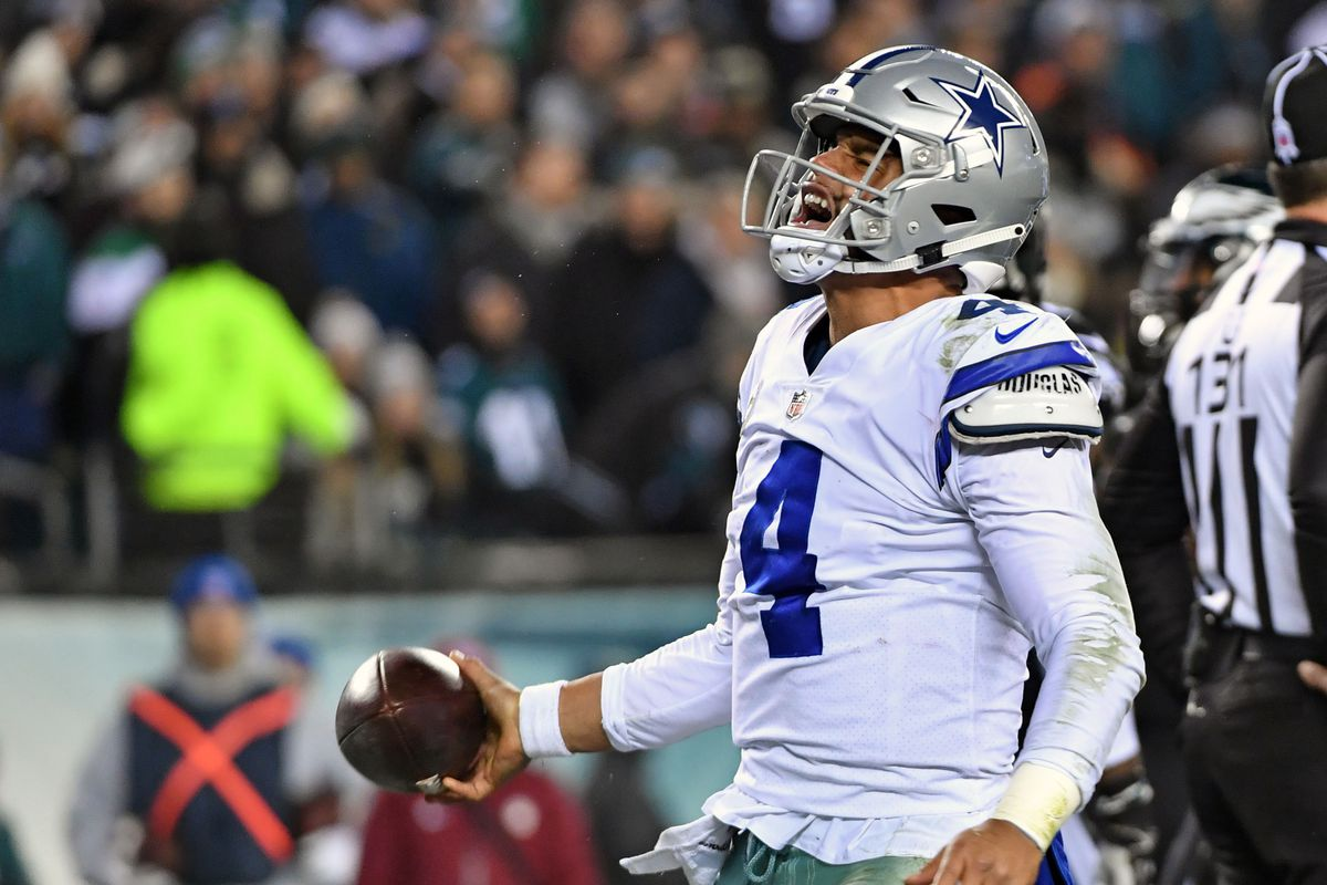 0adc15f8 Cowboys 27, Eagles 20: Dak & Zeke show plus season-saving tackles ...