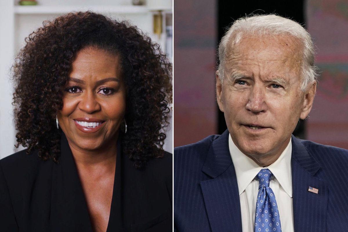 Michelle Obama/Joe Biden