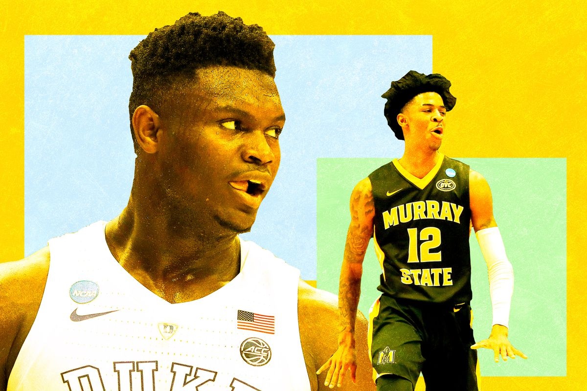 2019 NBA Mock Draft: What happens after Zion Williamson? - Fake Teams