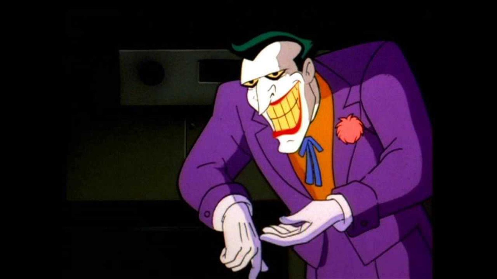 Mark Hamill reads a Trump tweet as the Joker, and it's perfect