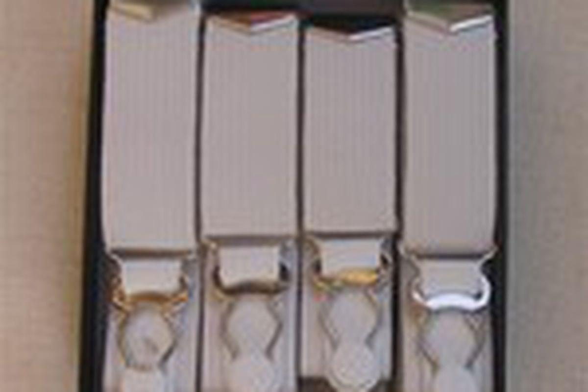 "Image of Sock Garters courtesy <a href=""http://www.johnhelmer.com/prod.itml/icOid/238"">John Helmer Haberdasher</a>"