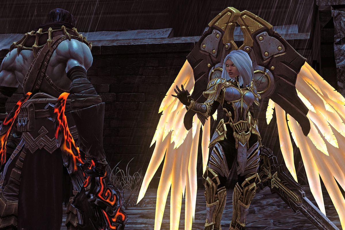 Gallery Photo: 'Darksiders 2' Wii U screenshots