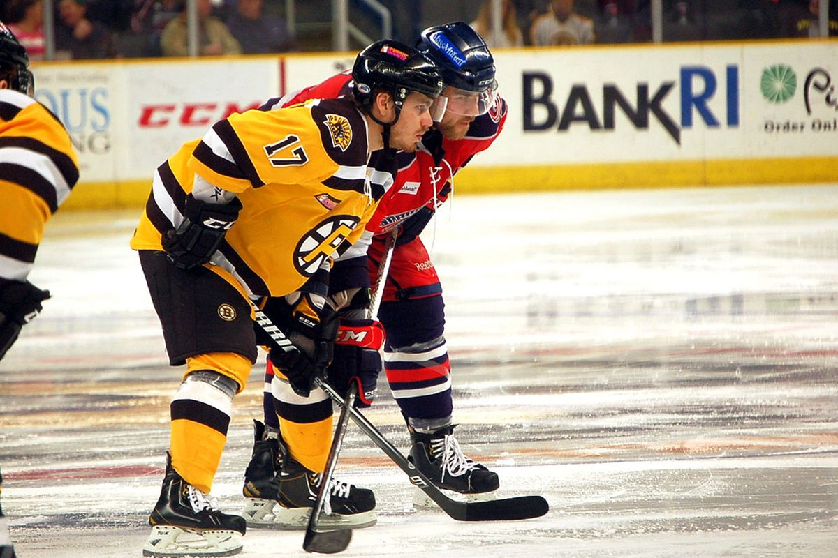Bourque's back just in time for the playoffs!