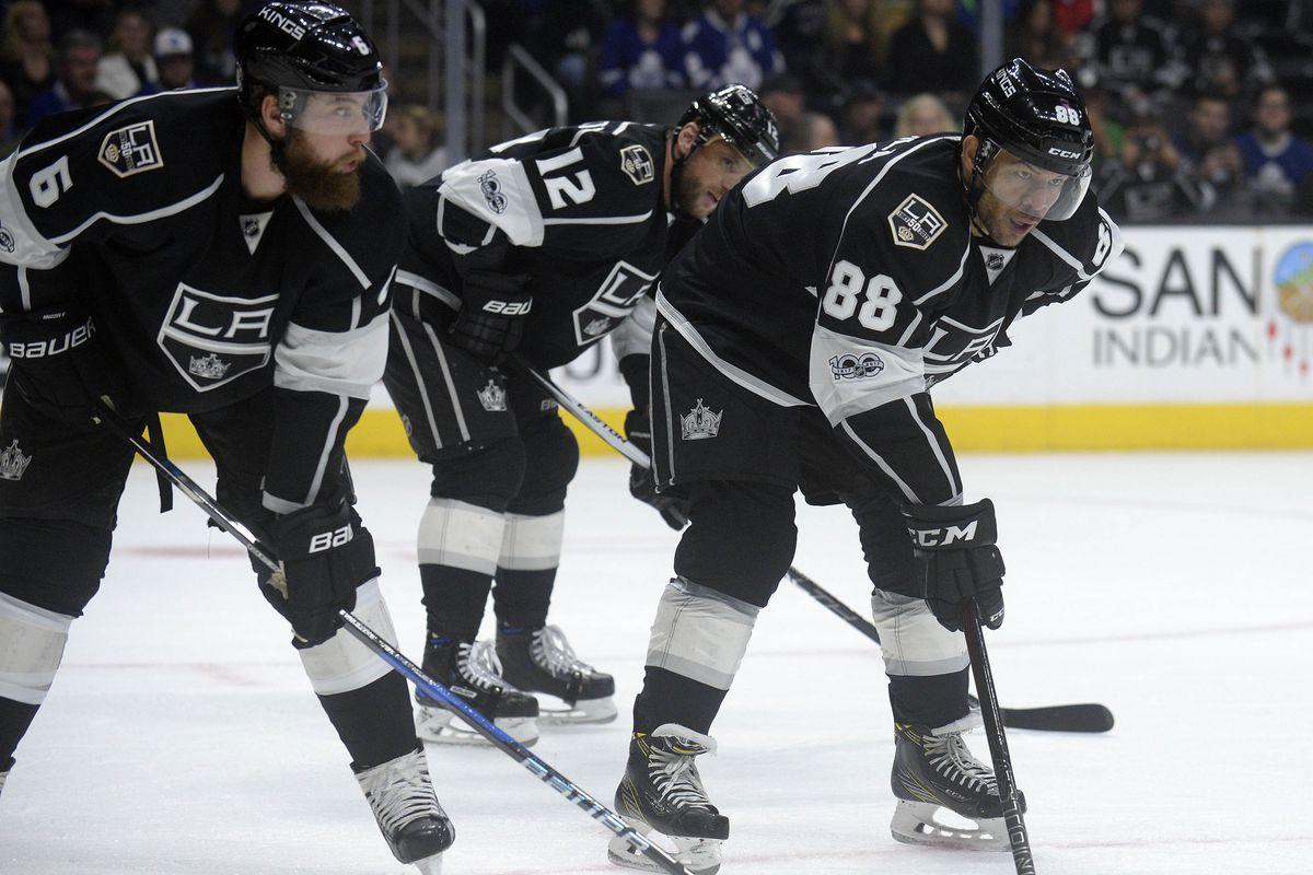 NHL: Toronto Maple Leafs at Los Angeles Kings