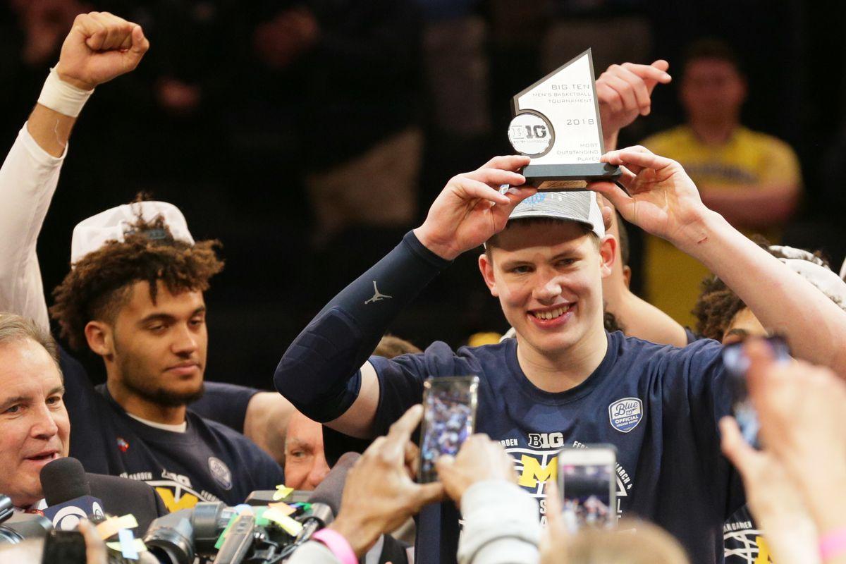 2019 Big Ten Tournament Seeding Odds - Off Tackle Empire