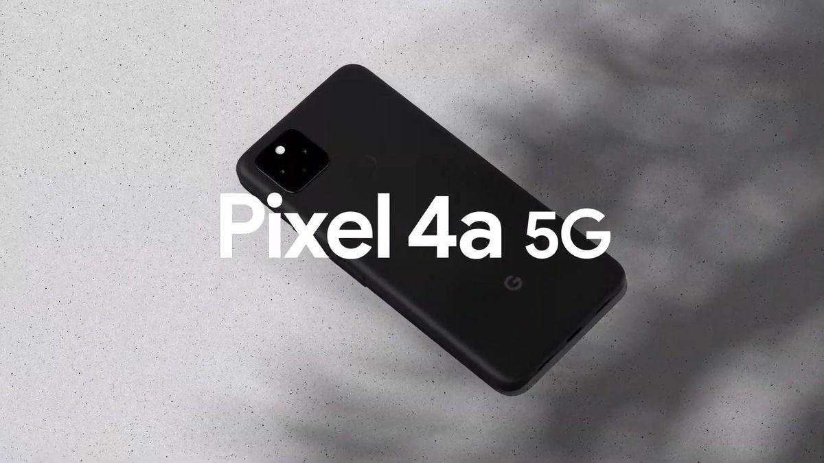 Los 7 anuncios más importantes del evento Pixel 5 de Google