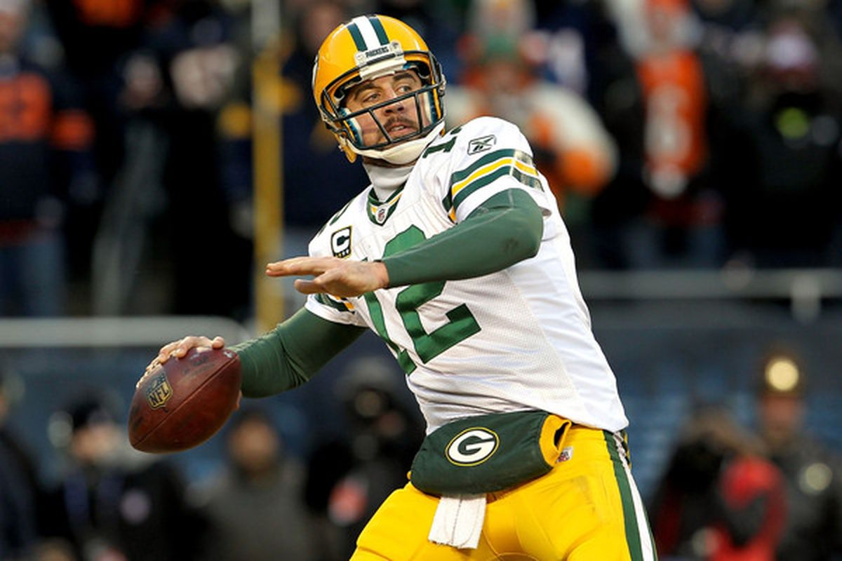Should Aaron Rodgers Throw It Deep