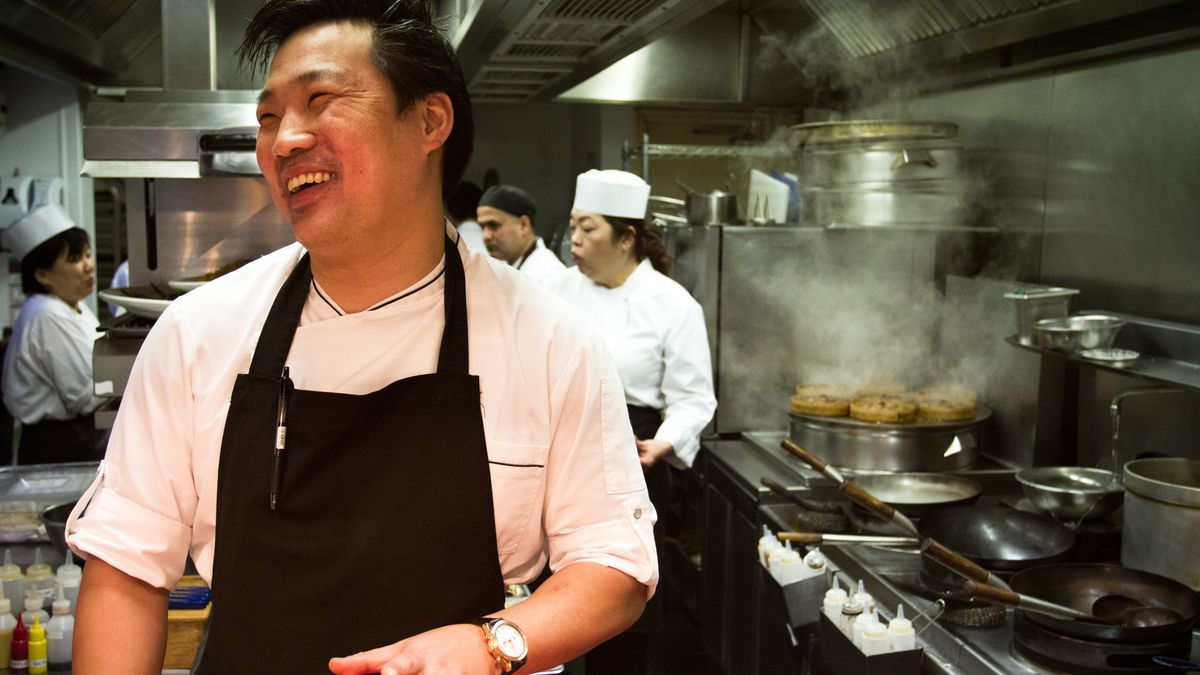 Kym's in the Bloomberg Arcade is the second restaurant from chef Andrew Wong