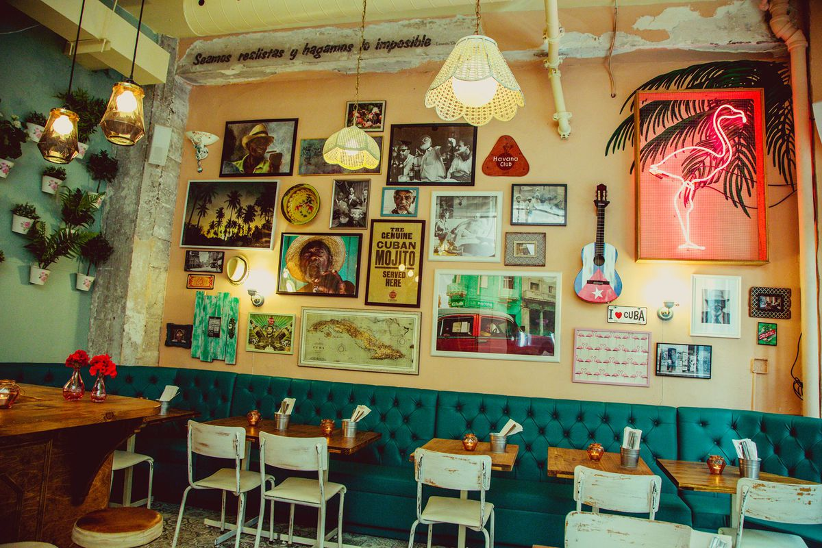 Cuban Cafe Downtown Chicago