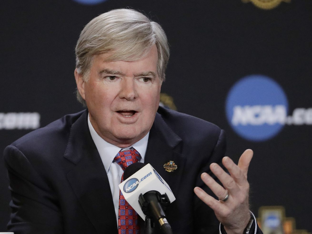 NCAA president Mark Emmert likes to say the governing body is about education, student-athletes and morality. Don't believe him.