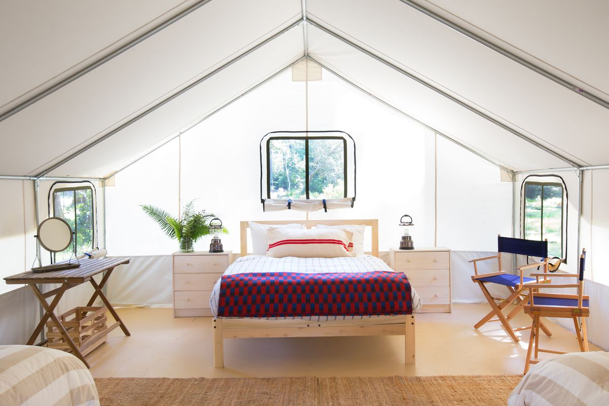 Glamping: The 11 best resorts in the U.S. - Curbed
