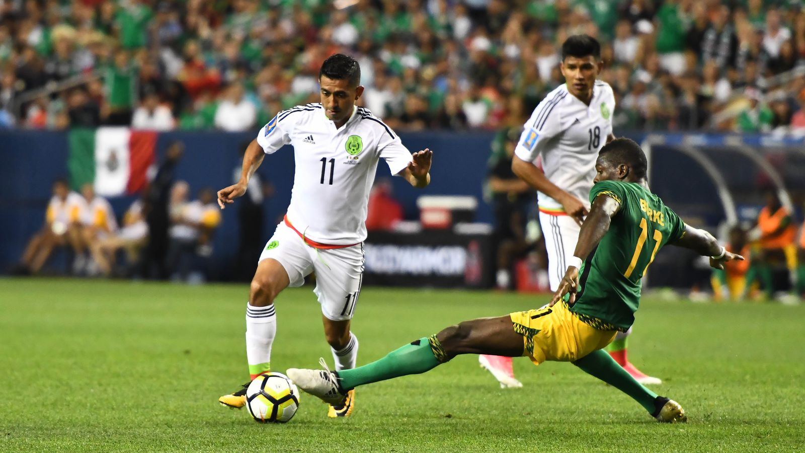 Mexico vs. Curaçao live stream: Start time, TV channel, and how to watch Gold Cup online