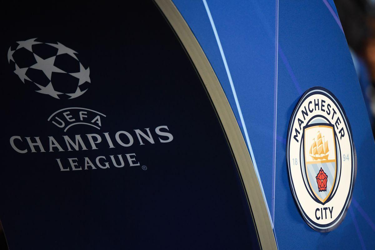 Manchester City v Olympique Lyonnais - Champions League