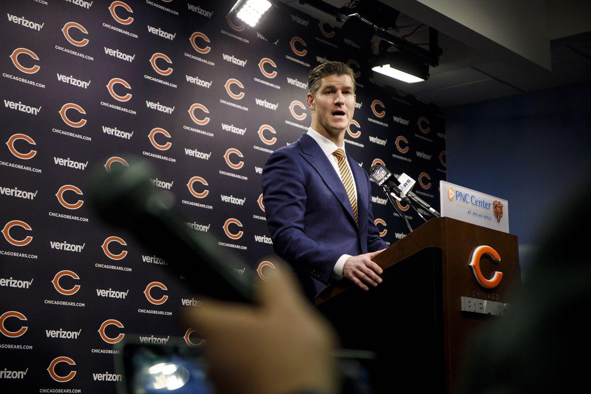 Chicago Bears fire John Fox, begin coaching search