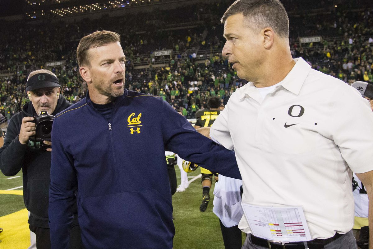 Oregon Passes Tough Test at Home, Ducks 17 - Golden Bears 7